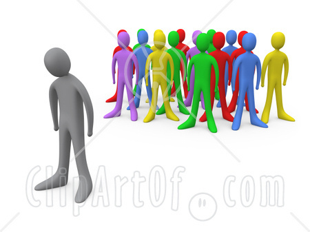 http://theautumngreen.files.wordpress.com/2009/07/16516-sad-gray-person-standing-alone-near-a-crowd-of-different-colored-people-symbolizing-depression-bullying-standing-out-from-the-crowd-etc-clipart-illustration-graphic.jpg