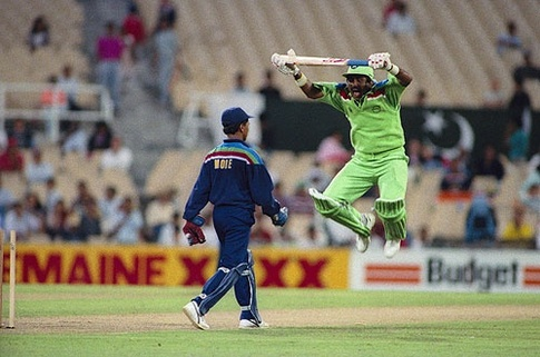 Miandad - Frog jumps